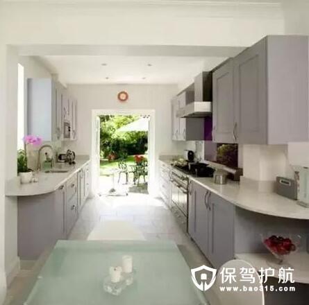 如何设计厨房布局 厨房装修技巧