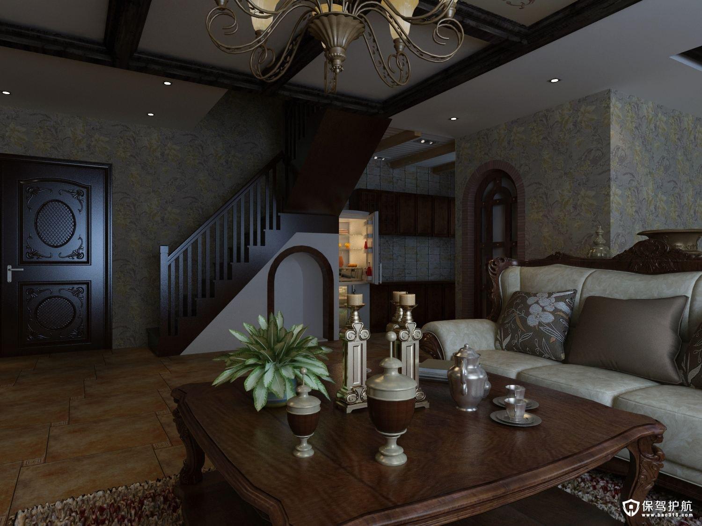 二,复式楼客厅布局图片