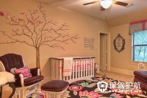 儿童房装修材料如何选择,儿童房如何安心装修