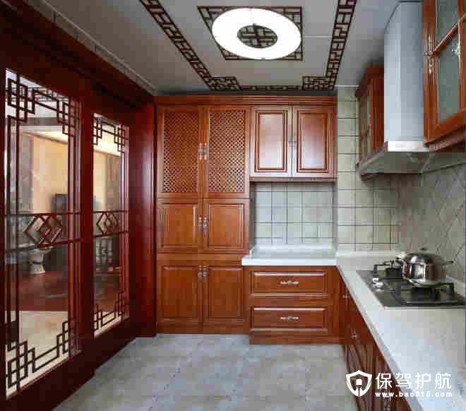 中式厨房的风水禁忌是什么,在中式厨房有什么需要注意的风水吗