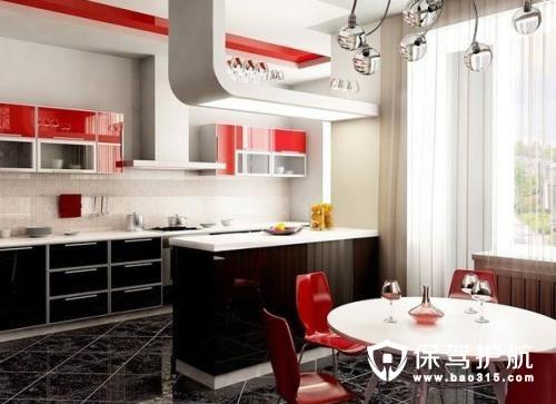 如何装修开放式厨房 开放式厨房设计