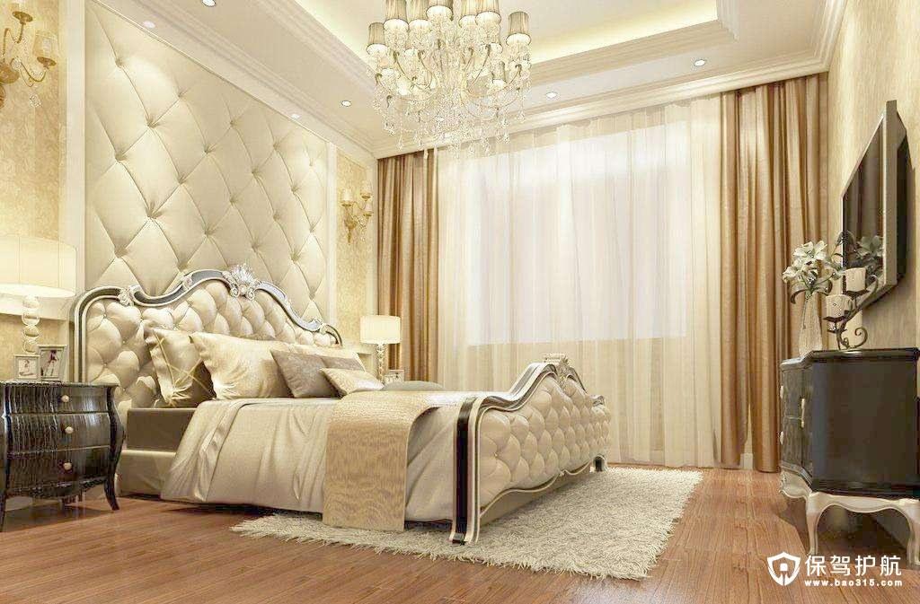 卧室欧式背景墙如何装修,欧式背景墙装修技巧