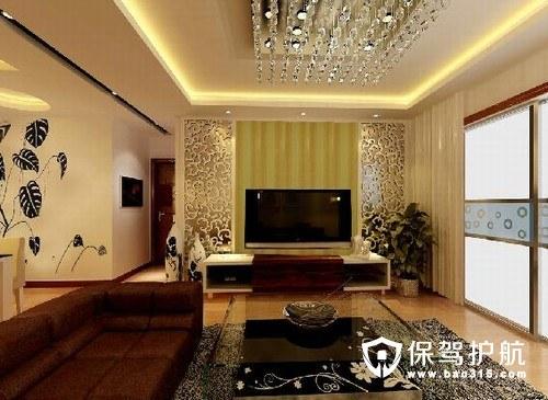 客厅电视背景墙怎么设计,客厅电视背景墙装修技巧