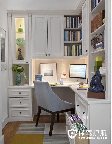 小户型书房如何装修,小户型书房装修技巧