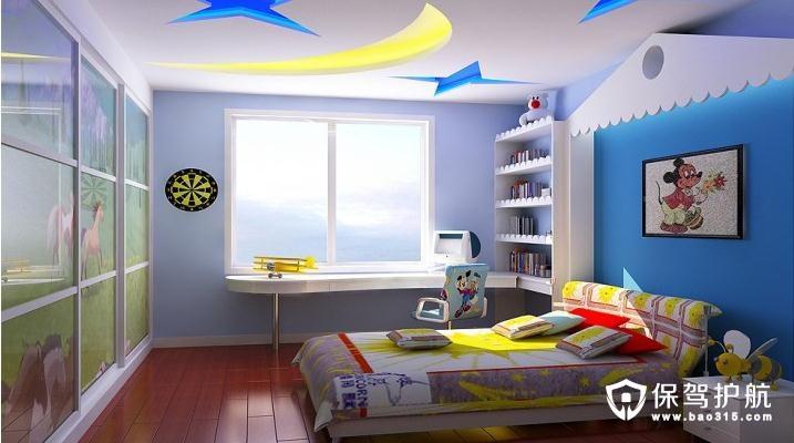 三种儿童房设计,让你不再困惑如何装修儿童房