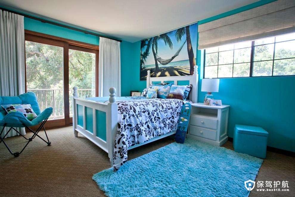 儿童房简约装修的注意事项,儿童房简约装修的设计方法