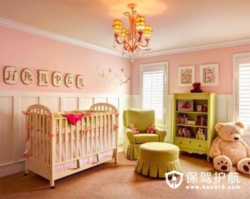 婴儿房的布置技巧,适合婴儿房的装修风格