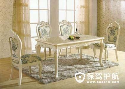 西餐桌有哪些,西餐桌如何保養