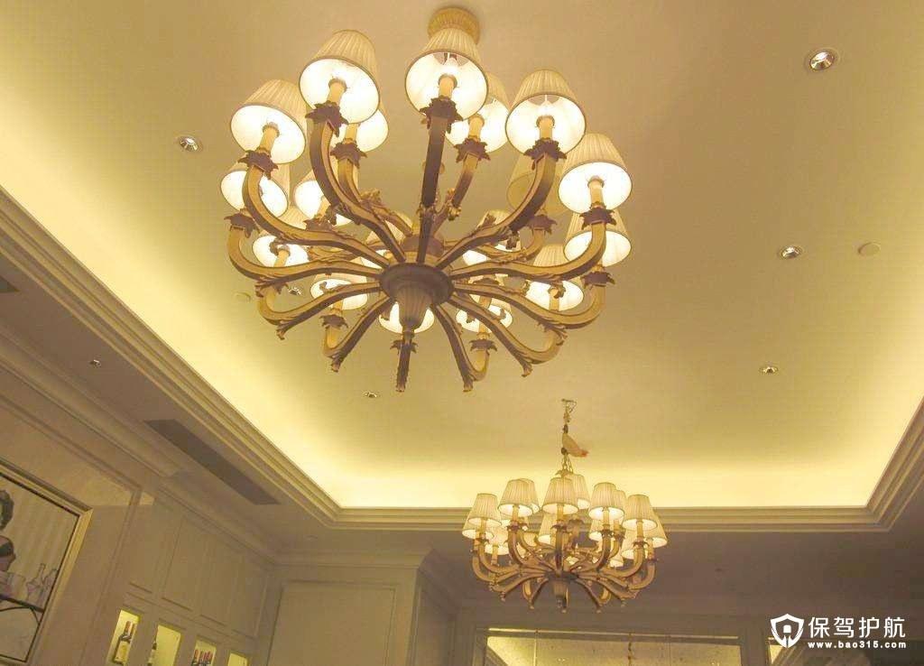 客厅灯具的风水禁忌,客厅灯具风水注意事项