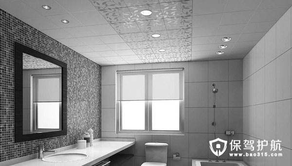 如何安装卫生间吊顶扣板,安装卫生间吊顶扣板的方法步骤