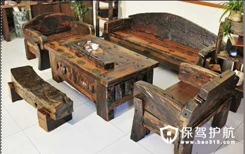 如何保养船木家具 船木家具清洁技巧