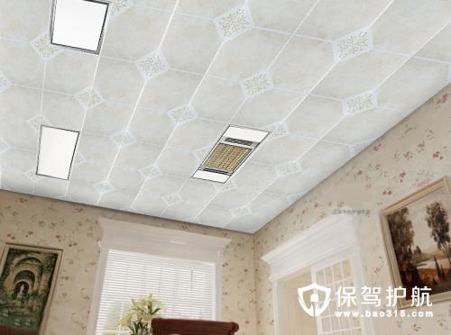 首页 装修攻略  房屋装修 卫生间装修 如何安装卫生间吊顶扣板,安装