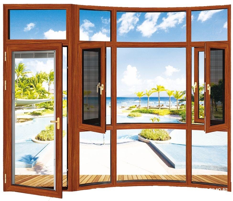 断桥铝合金门窗和普通的铝合金门窗的区别