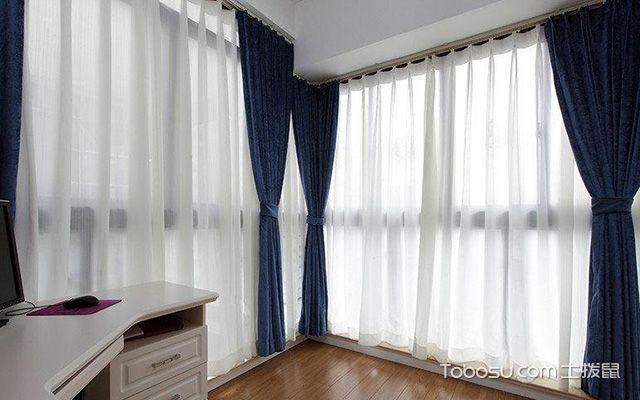 欧式纱窗帘效果图大全,居家空间的情调营造者图片