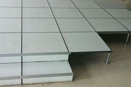 pvc防静电地板施工工艺?防静电地板特点?