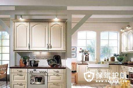 厨房吊顶的4种方式