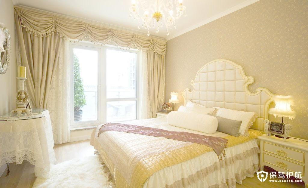 欧式卧室夏季应该如何装修