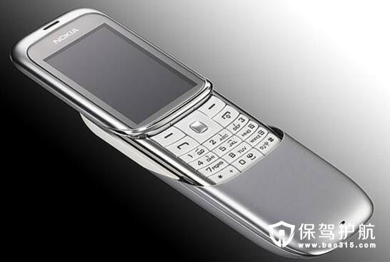 诺基亚手机8820性能如何