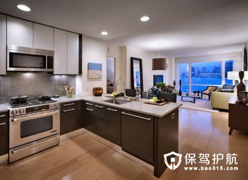 如何设计现代风格厨房 现代厨房装修要点