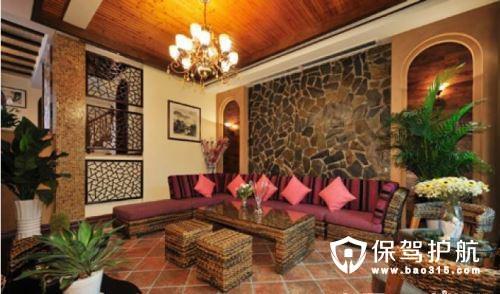 东南亚风格spa装修设计 如何装修spa场所