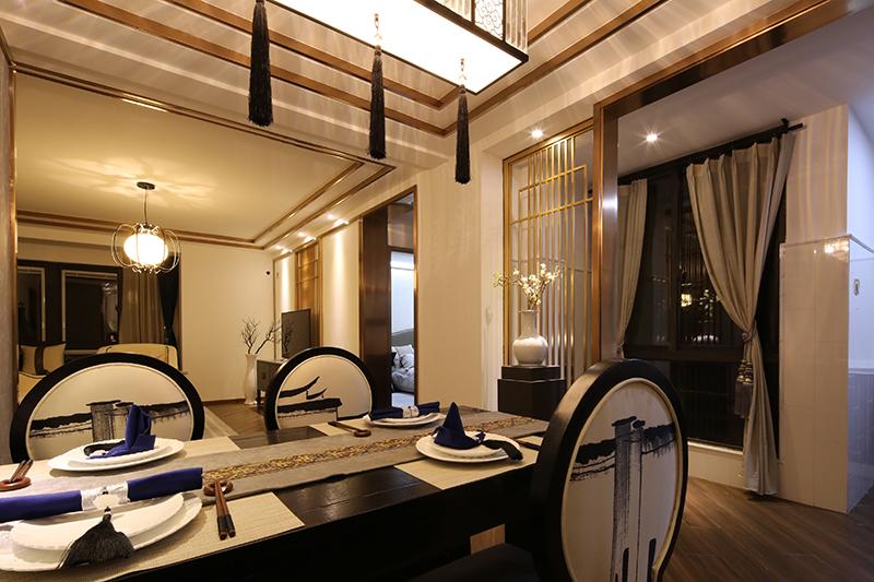 香槟园现代中式