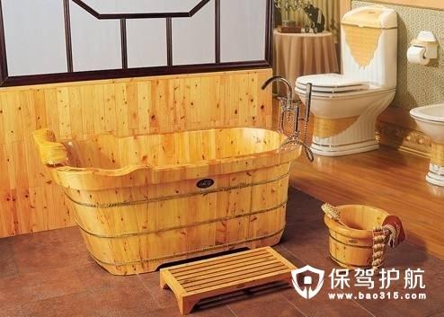 木浴桶尺寸为多大合理