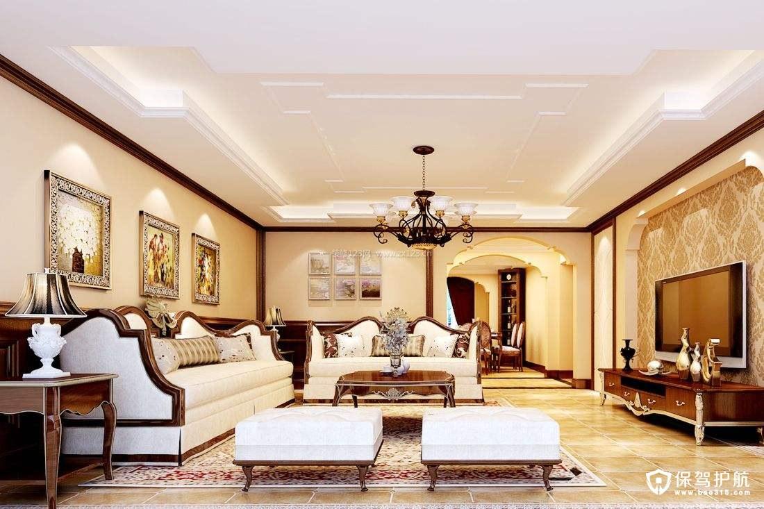 别墅客厅装修完美攻略