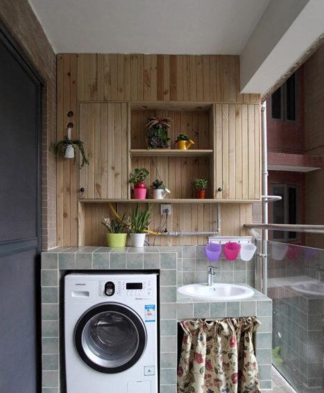 洗衣机该怎么放才好?放阳台还是放厨房?