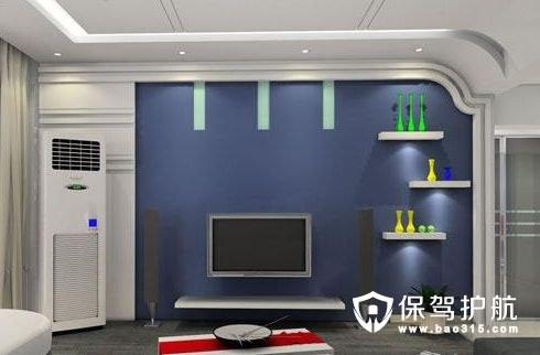 液晶电视挂墙高度标准和影响因素