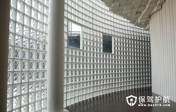 玻璃砖多少钱一块,玻璃砖有什么优点
