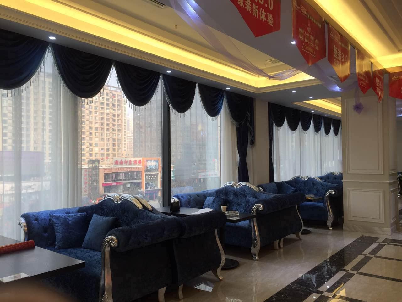 北京交换空间装饰集团庆祖国68周年华诞