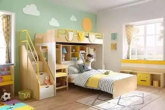 装修儿童房要注意的隐患