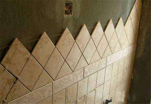 瓷砖铺贴技巧,从细节入手