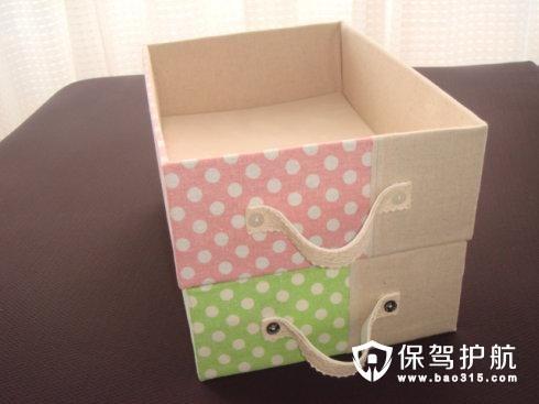 收纳盒的选购小窍门 收纳盒制作方法