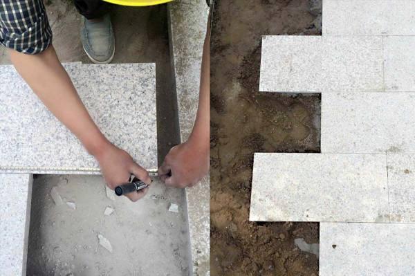 大理石、磨光花岗岩饰面施工工艺标准