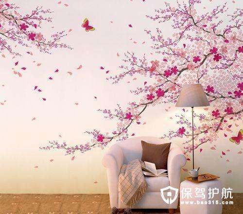手绘墙素材有哪些 室内墙绘图片_保驾护航装修网