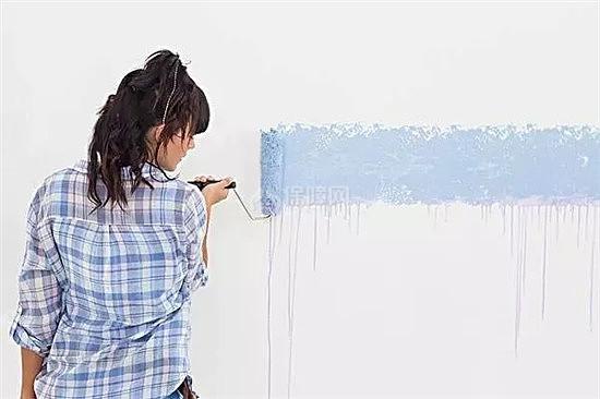 刚刷的墙漆就开裂?解决方案全在此!