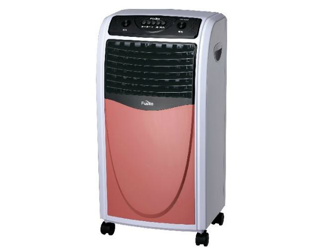 富士宝空调扇的使用和清洁