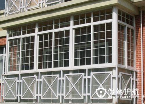 复合防盗窗型材有什么优点