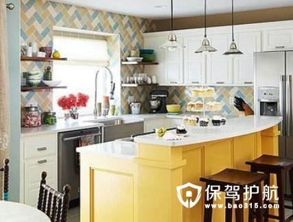 如何装修一个吧台式厨房