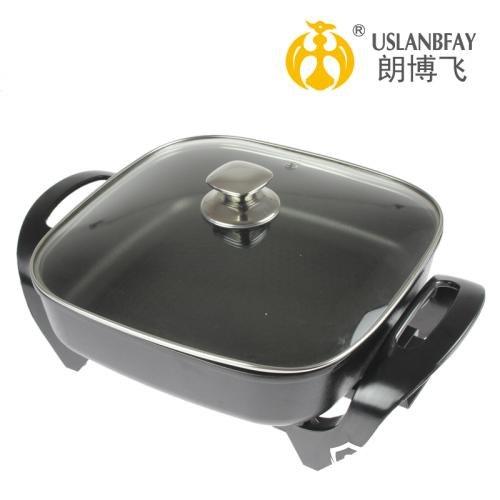 朗博飞多功能电热锅多少钱,怎么样