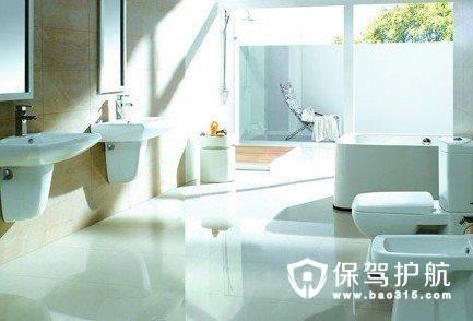 卫浴装修风水知识有哪些