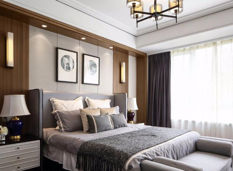 卧室软包床头背景墙,你不得不做的清洁与保养!