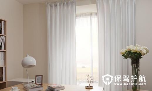 窗帘怎么挂和房间搭配技巧