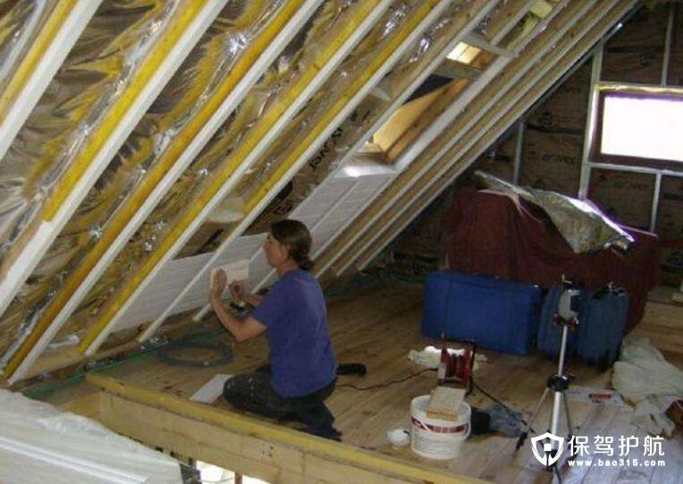 屋顶隔热板做法有哪些