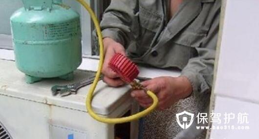 空调加氟收费标准和操作步骤