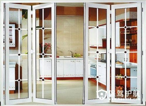 厨房折叠门的挑选技巧和安装方法