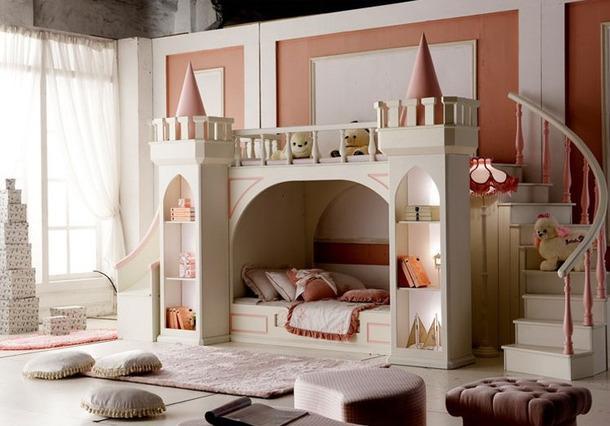 儿童房上下床怎么设计好