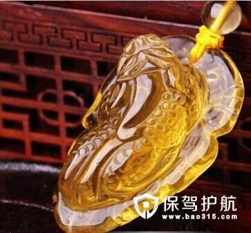 黄水晶的功效与作用及其佩戴好处