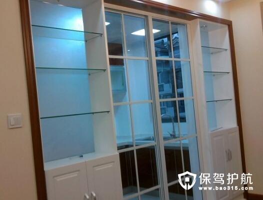 厨房门用透明玻璃还是磨砂面好
